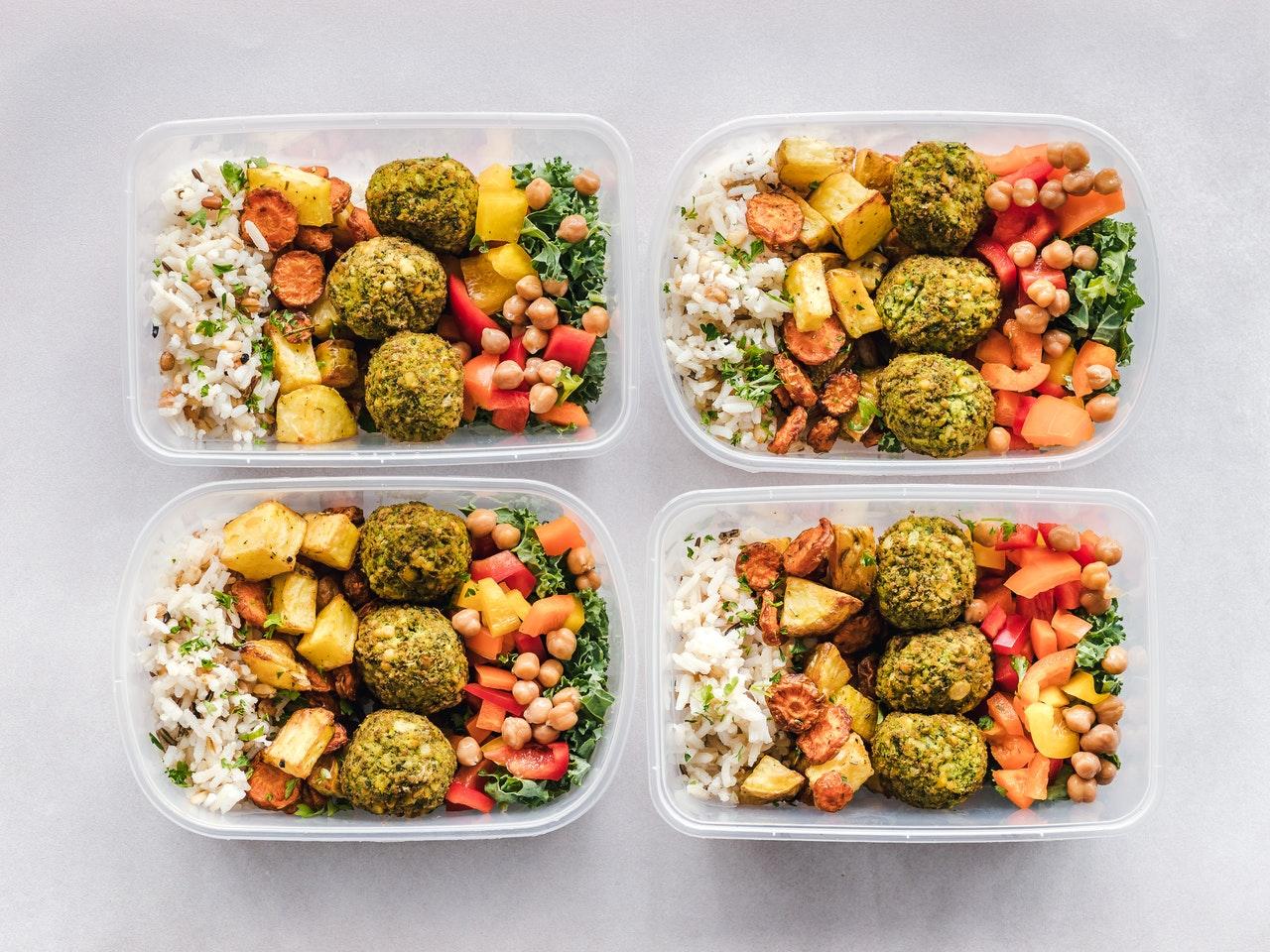 comidas saudáveis na quarentena
